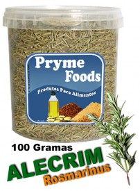 ALECRIM ROSMARINUS 100 Gramas ervas Medicinais