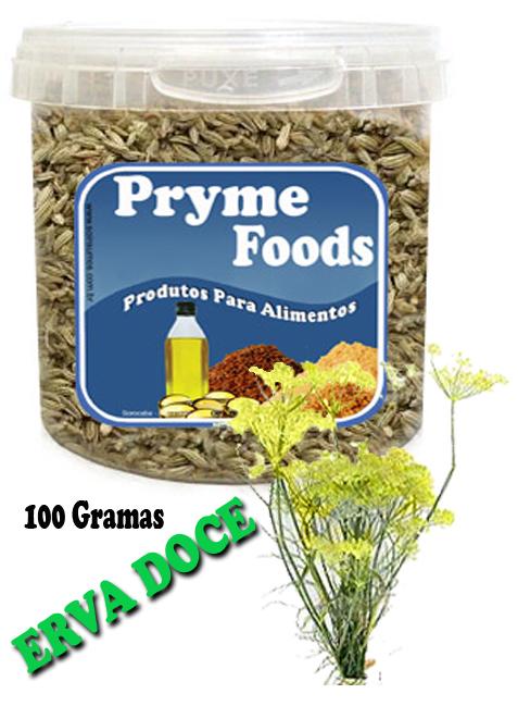 ERVA DOCE 100 Gramas Sementes Ervas Medicinais