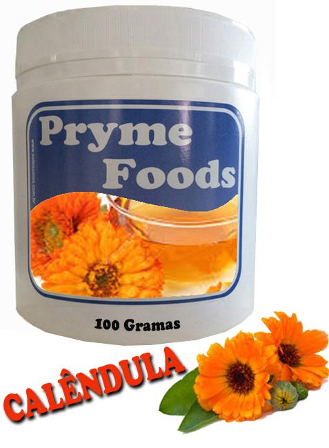 CALÊNDULA 100 Grama Flores Ervas Medicinais