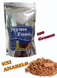 UXI AMARELO 100 Gramas CASCAS Chas e Ervas Medicinais