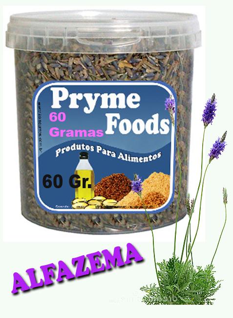 ALFAZEMA 60 Grama Ervas Medicinais