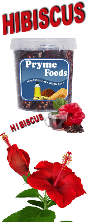 Habiscus Para Dietas de Emagrecimentos Chás e Ervas Medicinais